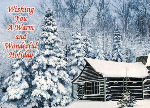 Felicitari de iarna